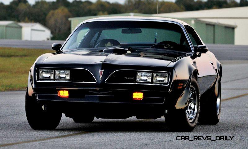 Mecum Kissimmee 2015 Preview - 1978 Pontiac Trans Am 22