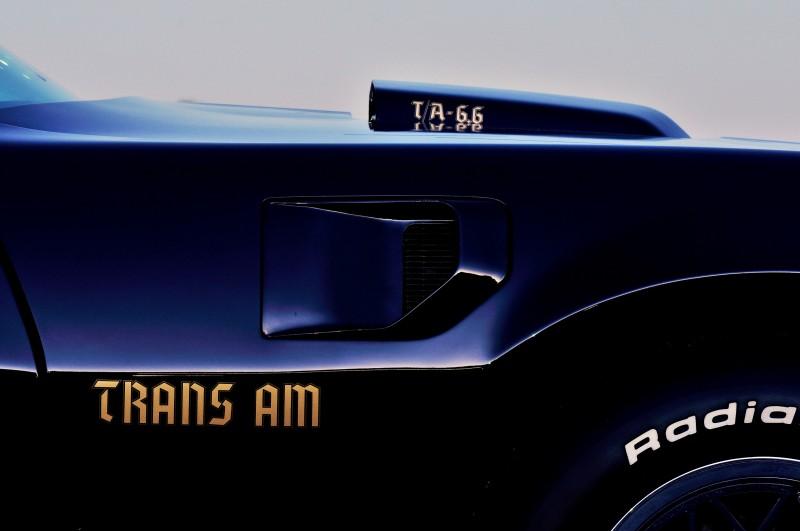 Mecum Kissimmee 2015 Preview - 1978 Pontiac Trans Am 25