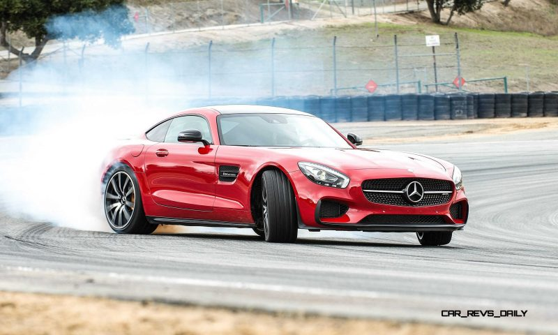 Mercedes-AMG GT Stars in Two Trippy Virtual-Reality Track Videos 32