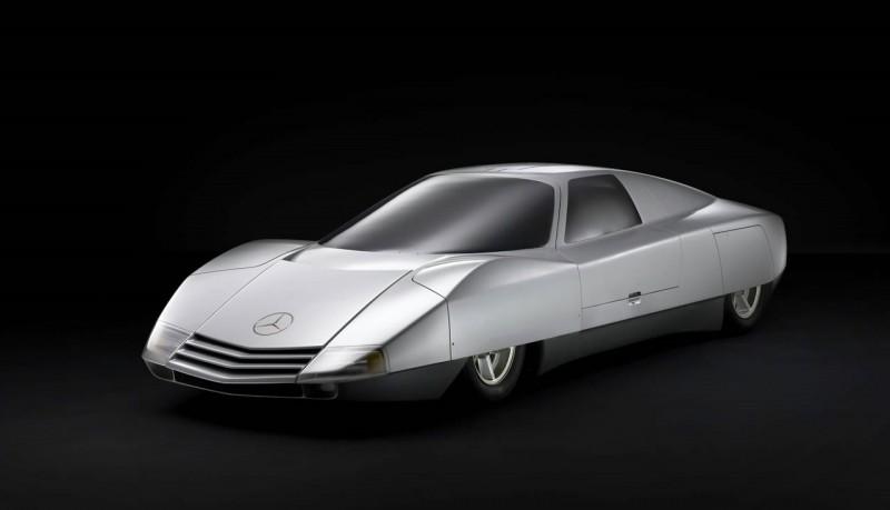 Mercedes C111-III2 Wing 4
