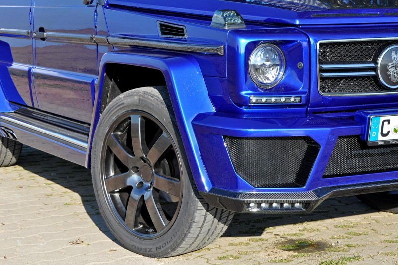 Mercedes G-Class Widebody by German Special Customs20