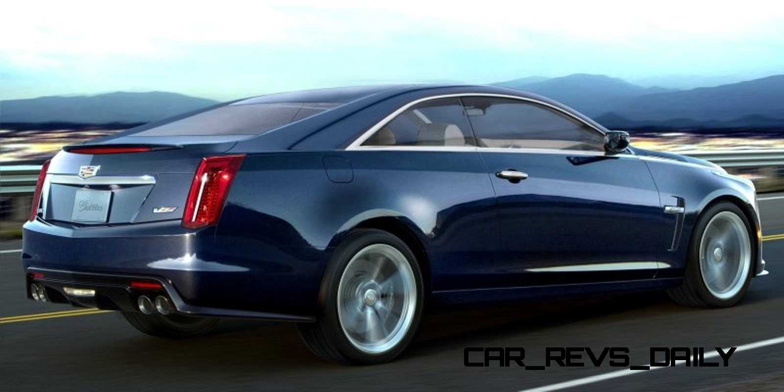 2018 cadillac 2 door. beautiful cadillac monaross ctsrs renderings 1  with 2018 cadillac 2 door
