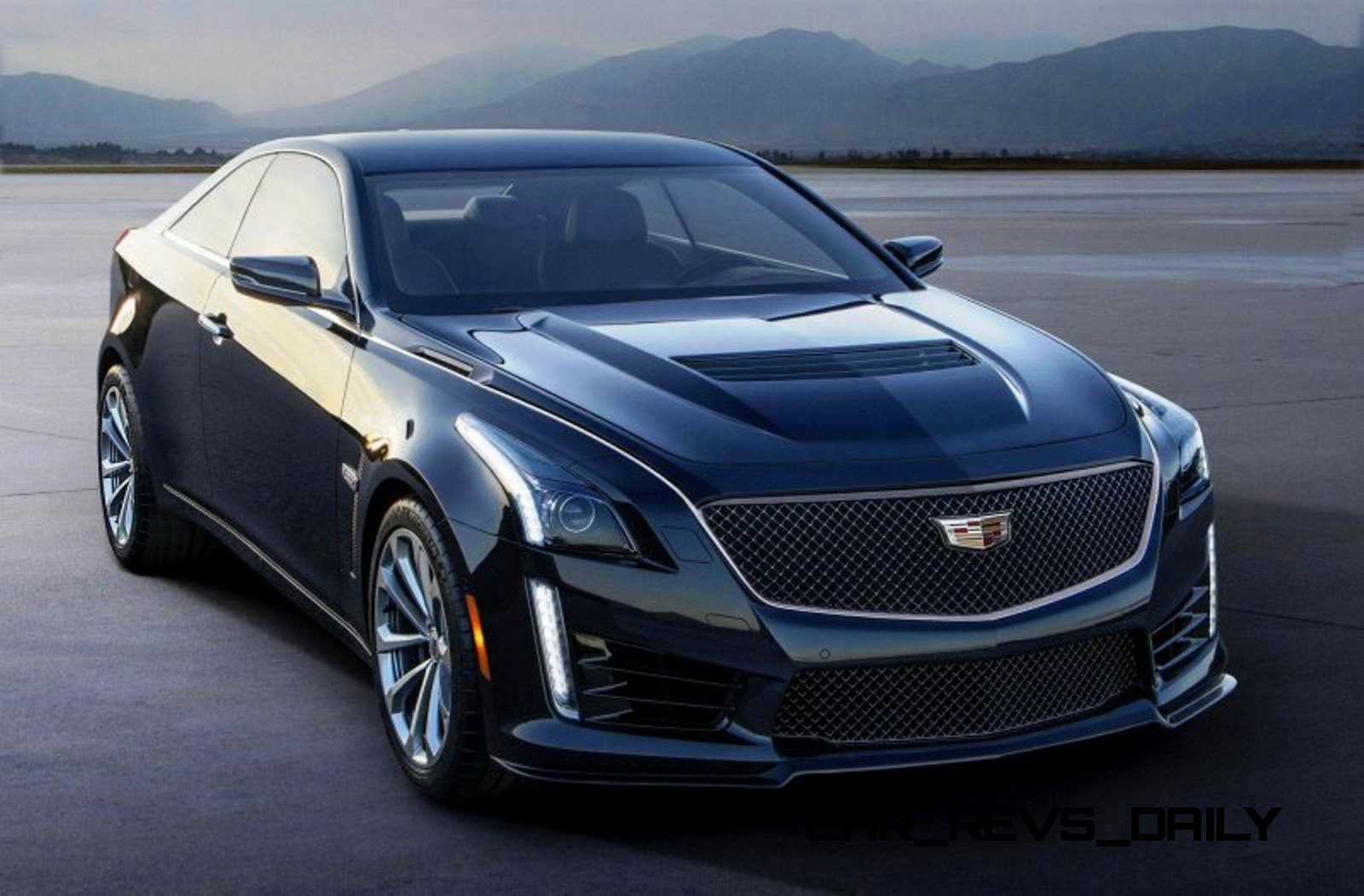 cadillac cts renderings rs cabriolet