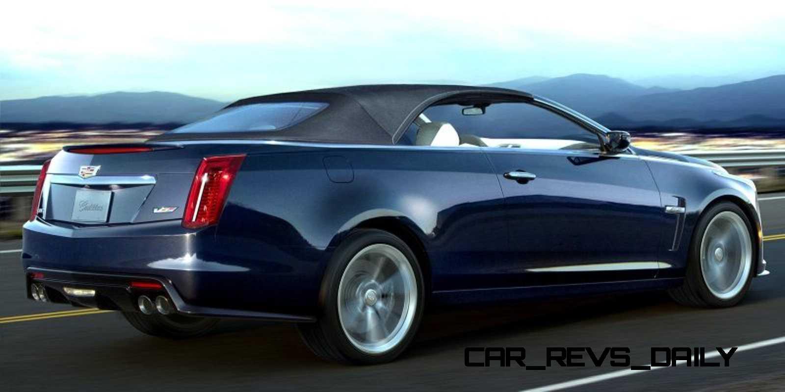 2017 Cadillac CTS-RS
