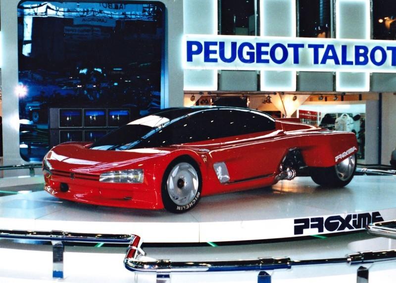 Peugeot Proxima 6