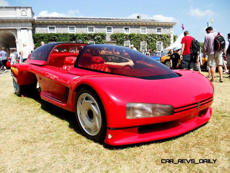 Peugeot Proxima 9