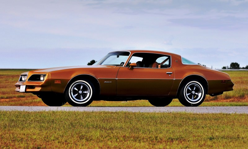 Pontiac Firebird Formula from The Rockford Files 17