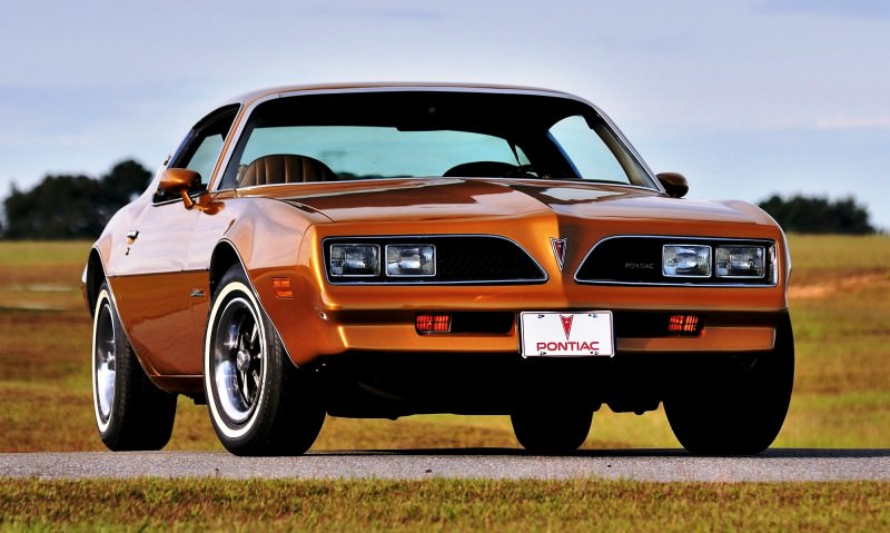 Pontiac Firebird Formula from The Rockford Files 19