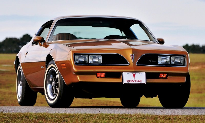 Pontiac Firebird Formula from The Rockford Files 20