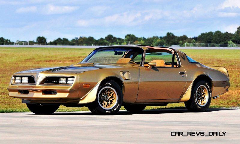 Pontiac Firebird Trans Am Y88 SE Gold Edition 1