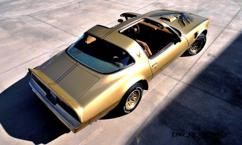 Pontiac Firebird Trans Am Y88 SE Gold Edition 11