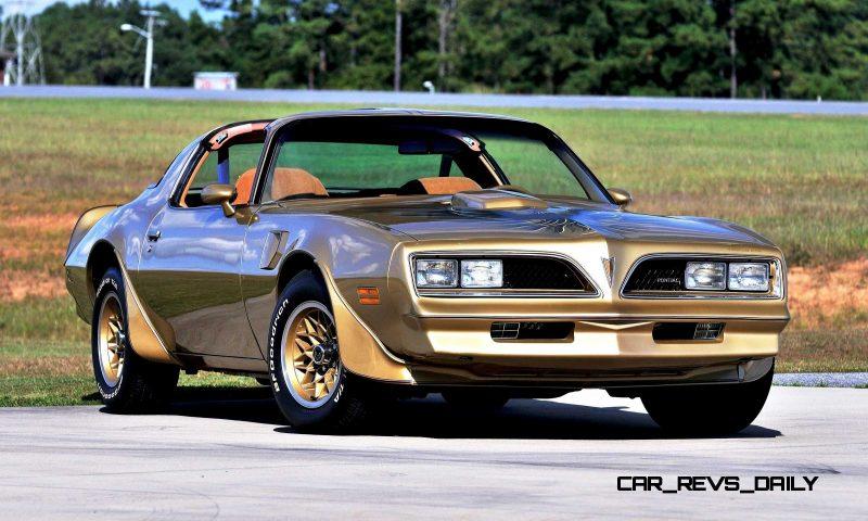 Pontiac Firebird Trans Am Y88 SE Gold Edition 12
