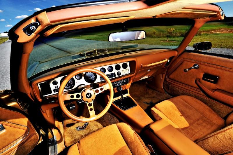 Pontiac Firebird Trans Am Y88 SE Gold Edition 16