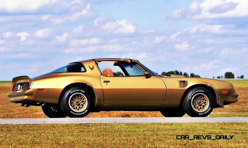 Pontiac Firebird Trans Am Y88 SE Gold Edition 2