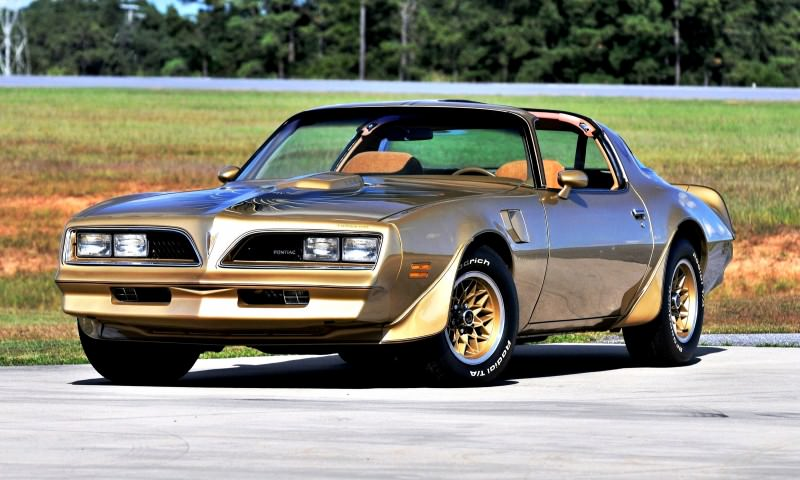Pontiac Firebird Trans Am Y88 SE Gold Edition 20