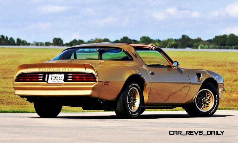 Pontiac Firebird Trans Am Y88 SE Gold Edition 3