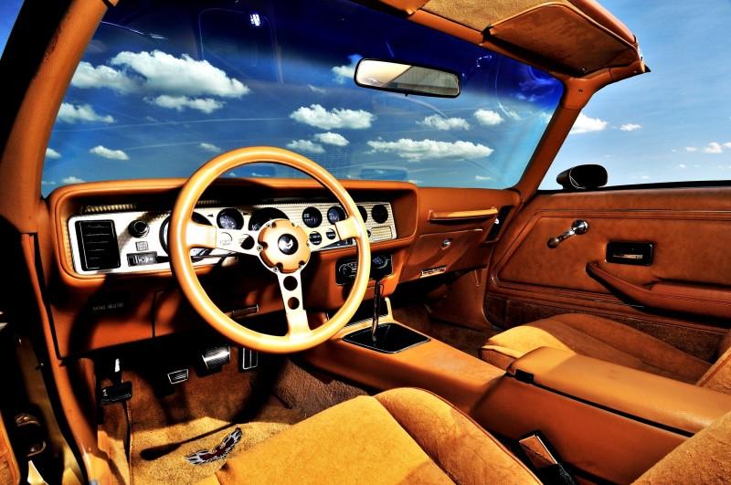 Pontiac Firebird Trans Am Y88 SE Gold Edition 4