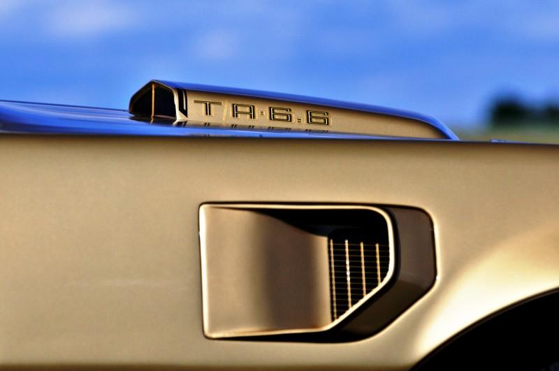 Pontiac Firebird Trans Am Y88 SE Gold Edition 9