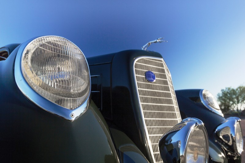 RM Arizona 2015 Preview - 1937 Lincoln Model K Two-Window V12 Sedan 8