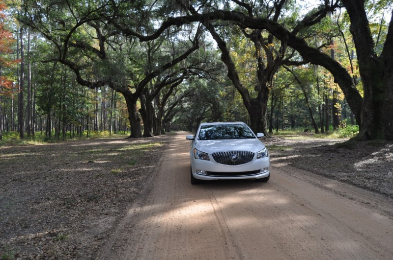 Road Test Review - 2015 Buick LaCrosse 1