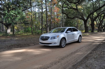 Road Test Review - 2015 Buick LaCrosse 10
