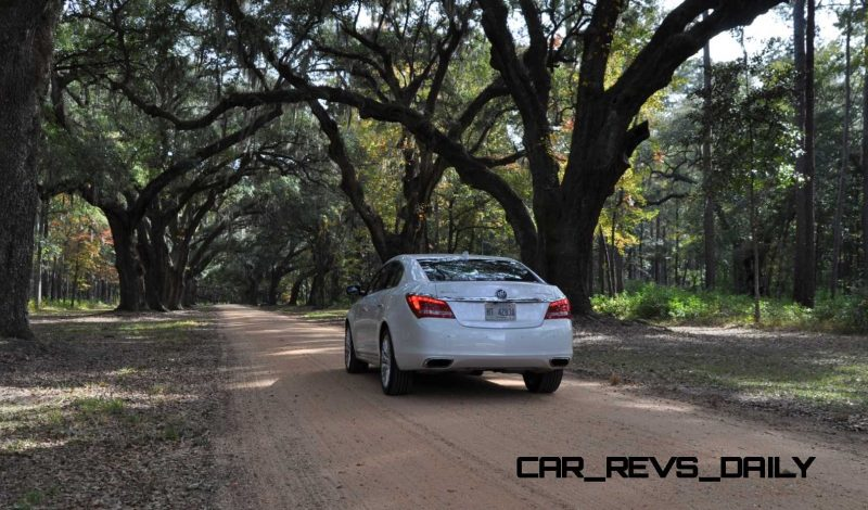 Road Test Review - 2015 Buick LaCrosse 100