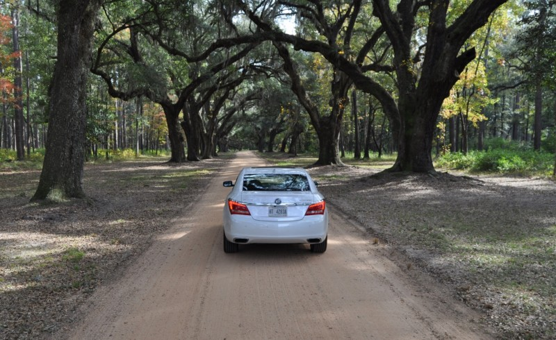 Road Test Review - 2015 Buick LaCrosse 101