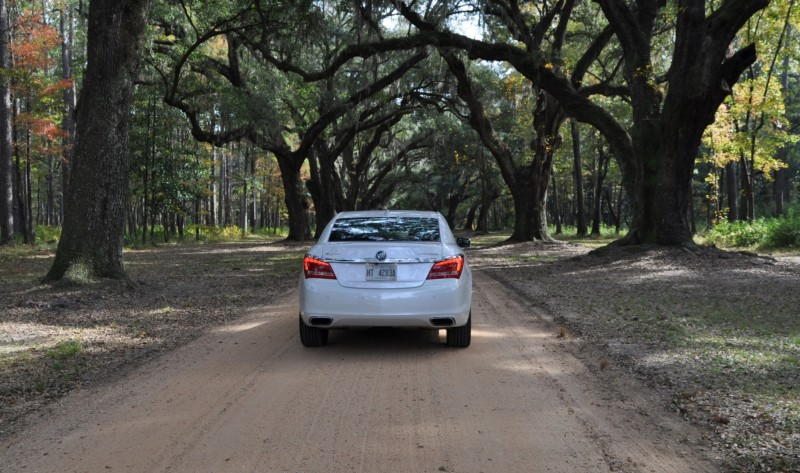 Road Test Review - 2015 Buick LaCrosse 102