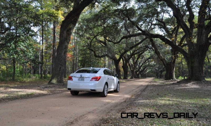 Road Test Review - 2015 Buick LaCrosse 103
