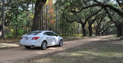 Road Test Review - 2015 Buick LaCrosse 104