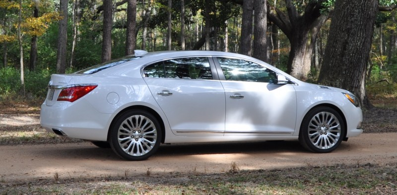 Road Test Review - 2015 Buick LaCrosse 105