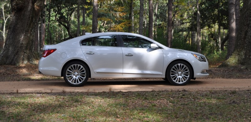 Road Test Review - 2015 Buick LaCrosse 106