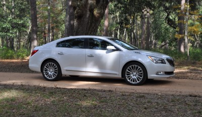 Road Test Review - 2015 Buick LaCrosse 107