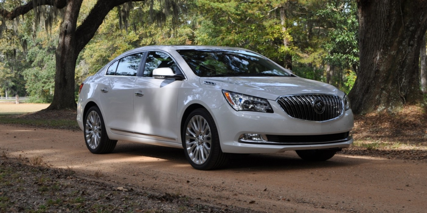 road test review 2015 buick lacrosse 108. Cars Review. Best American Auto & Cars Review