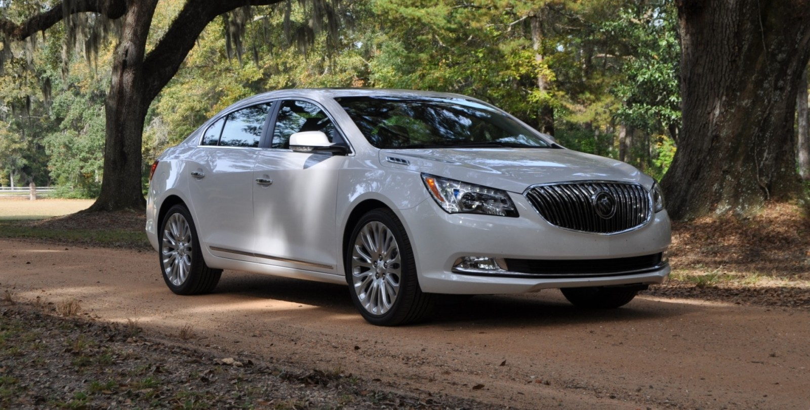 Beautiful Road Test Review  2015 Buick LaCrosse V6 Premium Is Deceptively
