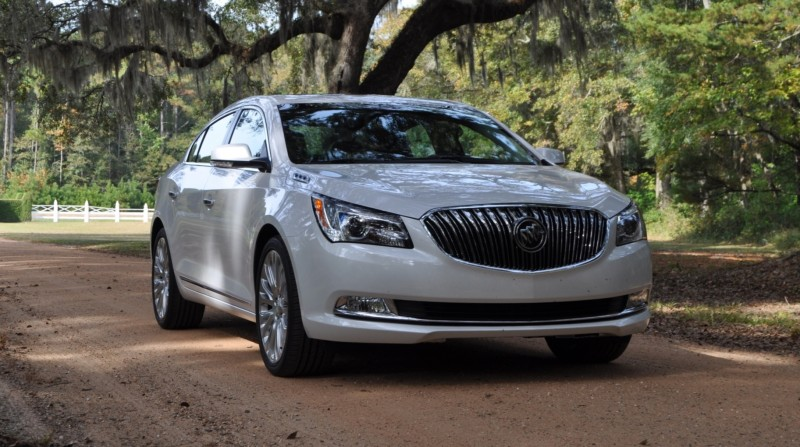 Road Test Review - 2015 Buick LaCrosse 109