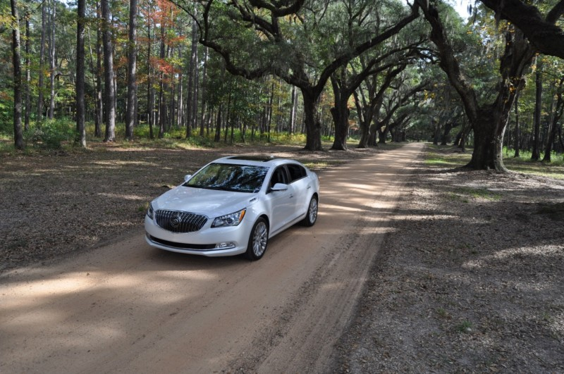 Road Test Review - 2015 Buick LaCrosse 11