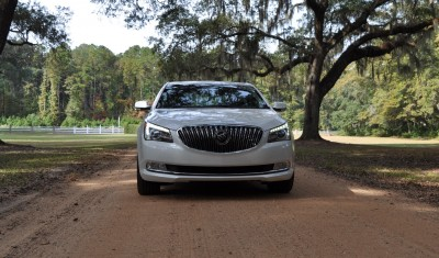 Road Test Review - 2015 Buick LaCrosse 110