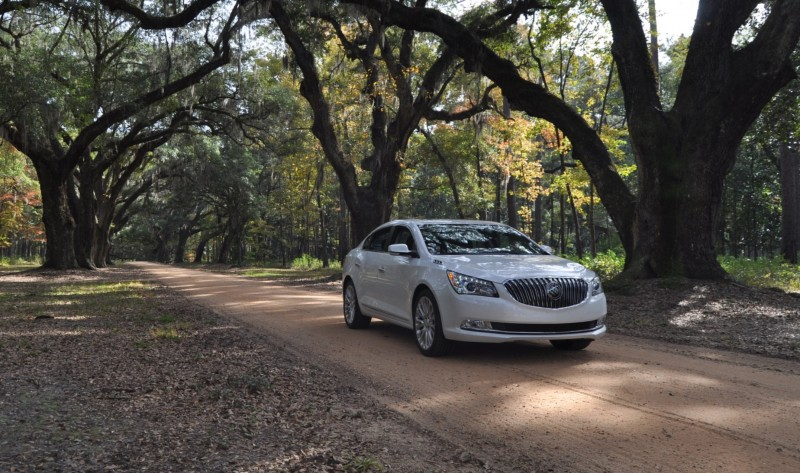 Road Test Review - 2015 Buick LaCrosse 111