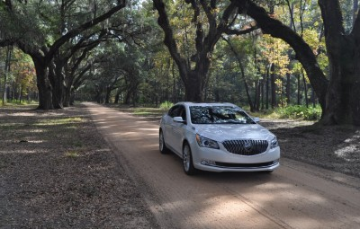 Road Test Review - 2015 Buick LaCrosse 112