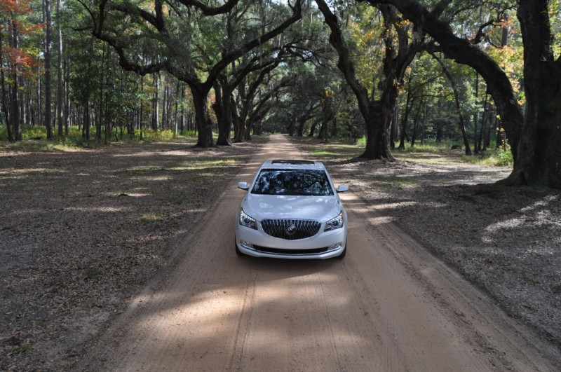 Road Test Review - 2015 Buick LaCrosse 12