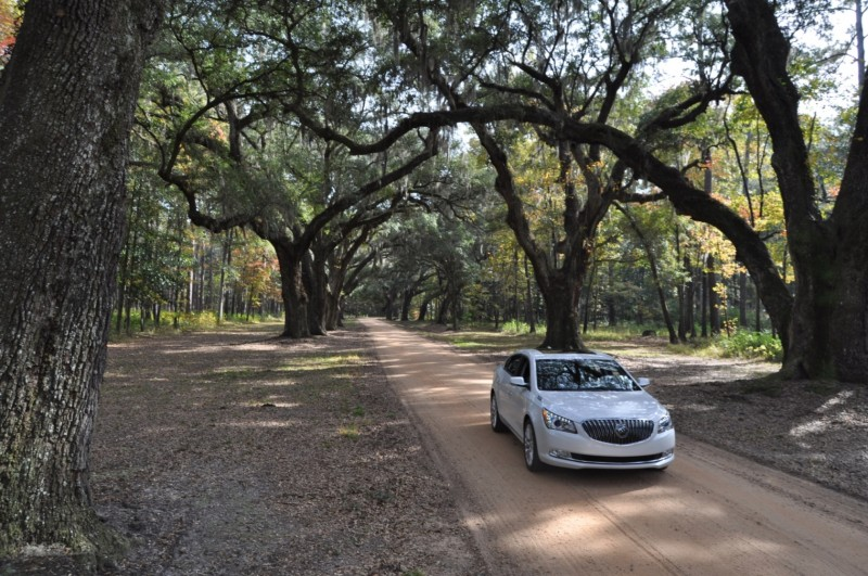 Road Test Review - 2015 Buick LaCrosse 13