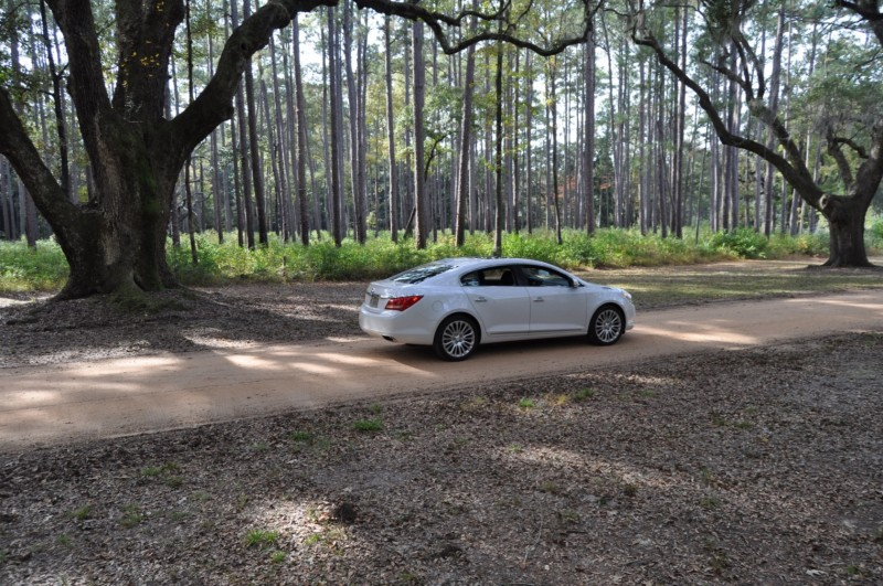 Road Test Review - 2015 Buick LaCrosse 16