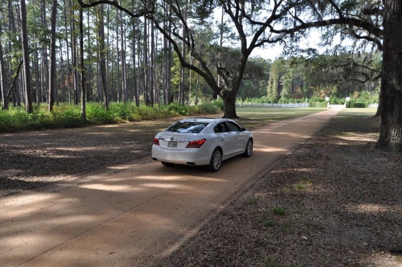 Road Test Review - 2015 Buick LaCrosse 17