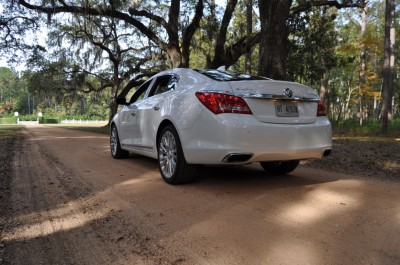 Road Test Review - 2015 Buick LaCrosse 18
