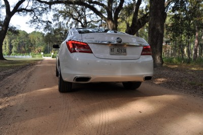 Road Test Review - 2015 Buick LaCrosse 19