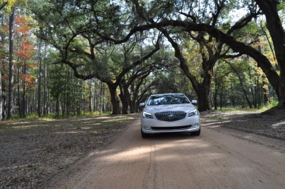 Road Test Review - 2015 Buick LaCrosse 2