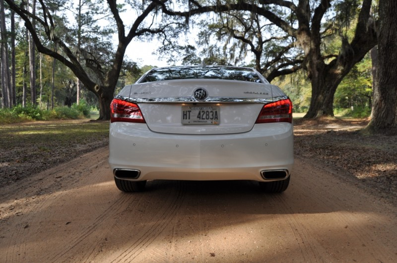 Road Test Review - 2015 Buick LaCrosse 20