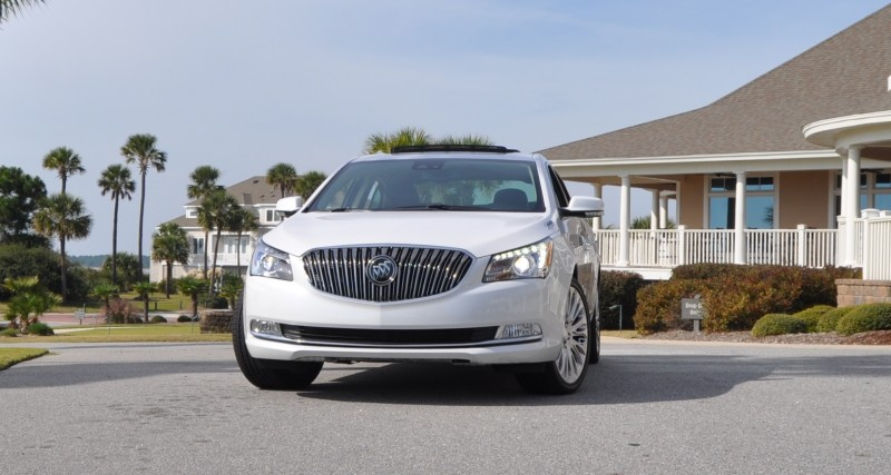 Road Test Review - 2015 Buick LaCrosse 21