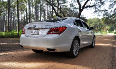 Road Test Review - 2015 Buick LaCrosse 22